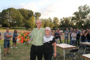 Carl en Hanny Berendsen